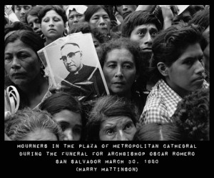 Mourners-in-the-plaza-of-Metropolitan-Cathedral-during-the-funeral-for-assassinated-Archbishop-Oscar-Romero-San-Salvador-March-30-1980.-Credit-Harry-Mattison-300x249