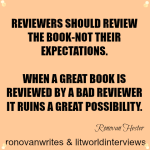 Be A Good Reviewer