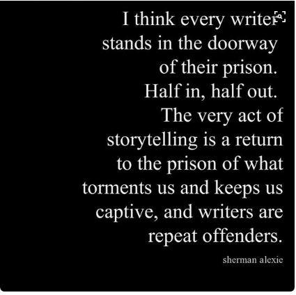 writer's prison