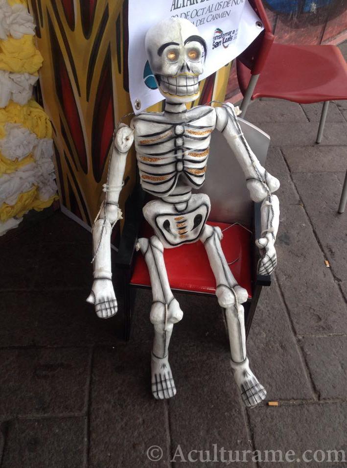 Día de los Muertos in San Luis Potosí