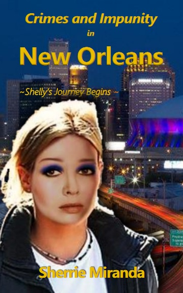 """Please share my Indiegogo Campaign to help me Finish & Publish """"Crimes & Impunity in NewOrleans"""""""