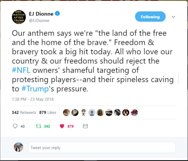 Dionne-tweet