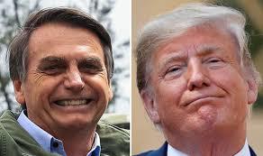 Bolsonaro-Trump