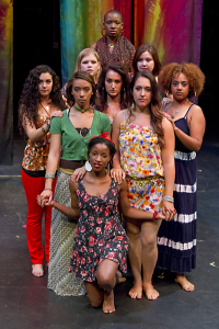 I thought this was the cast I saw in New Orleans production, but they would have been a long way from home.