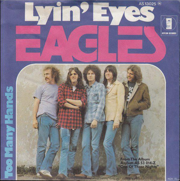 ♫  Lyin' Eyes ♫(Redux)