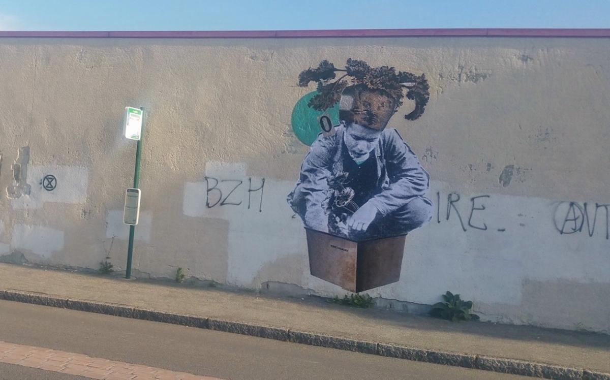 Brittany's Street Art